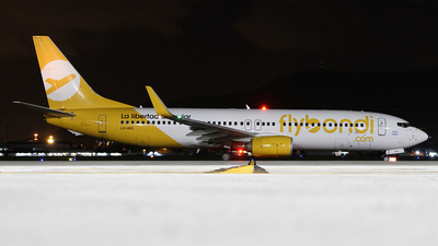 A picture of LVHKS - Boeing 7378AS - [33821] - © Bruno Orofino