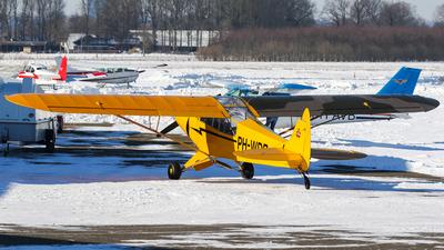 PH-WDR - Piper PA-18-135 Super Cub - Private