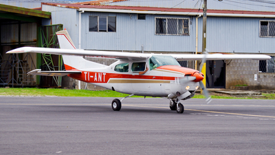 TN-ANT - Cessna T210N Turbo Centurion - Private