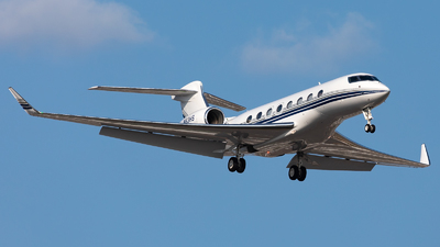 N63HS - Gulfstream G650ER - Private