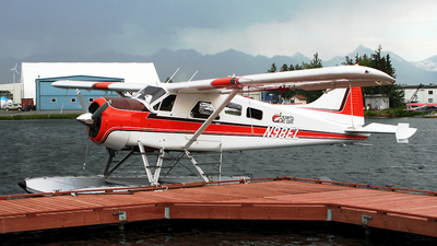 N98EL - De Havilland Canada DHC-2 Mk.I Beaver - Alaskas Enchanted Lake Lodge INC