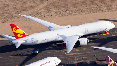 N8572A - Boeing 787-9 Dreamliner - Boeing Company