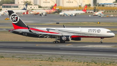 B-1145  - Boeing 757-2B7(PCF) - SF Airlines