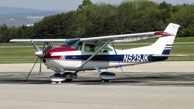 N529JK - Cessna 182Q Skylane - Private