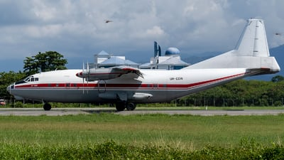 UR-CGW - Antonov An-12BP - Meridian Aviation