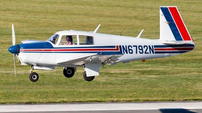 N6792N - Mooney M20C - Private
