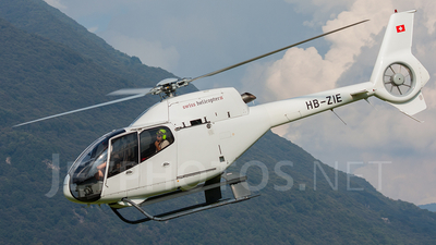 HB-ZIE - Eurocopter EC 120B Colibri - Swiss Helicopter AG