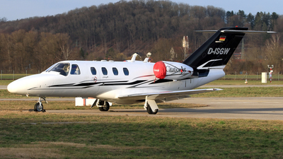 D-ISGW - Cessna 525 CitationJet 1 - Air Hamburg
