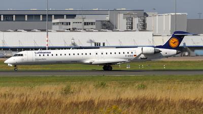 A picture of DACKG - Mitsubishi CRJ900LR - Lufthansa - © Marcel Schmidt