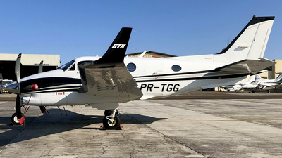 PR-TGG - Beechcraft C90GTi King Air - Private