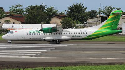 A picture of PKGJA - ATR 72600 - Citilink - © RifqiFr25