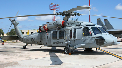 166322 - Sikorsky MH-60S Knighthawk - United States - US Navy (USN)