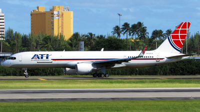 N751CX - Boeing 757-2Q8(PCC) - Air Transport International (ATI)