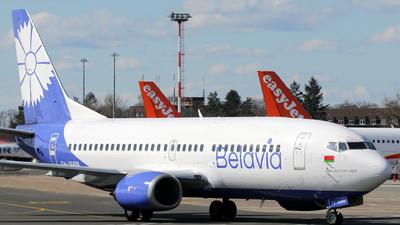 A picture of EW366PA - Boeing 73731S - Belavia - © Steffen Koschlig