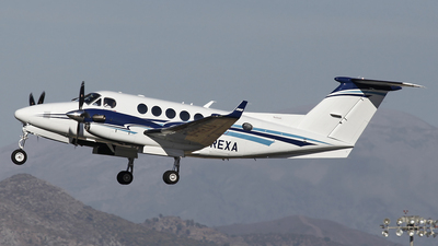 G-REXA - Beechcraft 200 Super King Air - RVL Aviation
