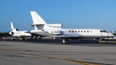 XA-RUY - Dassault Falcon 50EX - Aerolineas Ejecutivas
