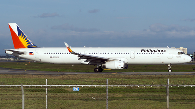 RP-C9923 - Airbus A321-231 - PAL Express