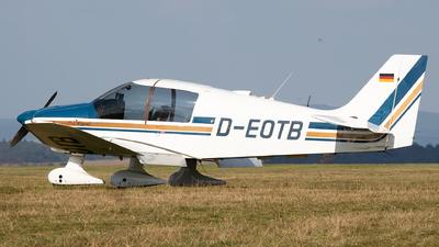 D-EOTB - Robin DR400/180 Régent - Private