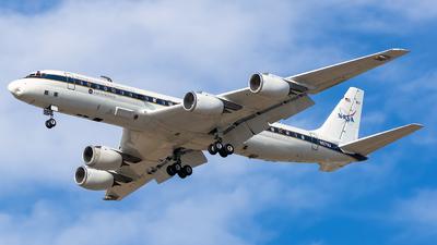 A picture of N817NA - Douglas DC872 - [46082] - © CJMoeser