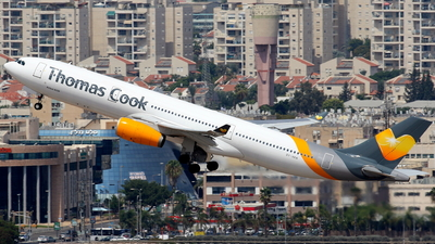 OY-VKH - Airbus A330-343 - Thomas Cook Airlines Scandinavia