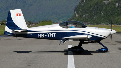 HB-YMT - Vans RV-7A - Private