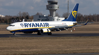 A picture of SPRKG - Boeing 7378AS - Ryanair - © PM