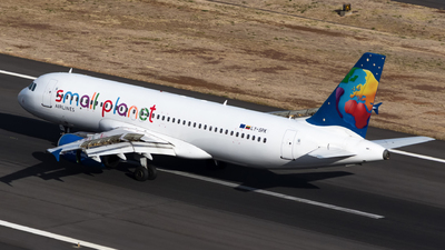 LY-SPK - Airbus A320-232 - Small Planet Airlines