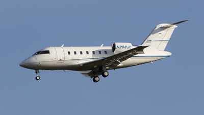 N988JC - Bombardier CL-600-2B16 Challenger 605 - Private