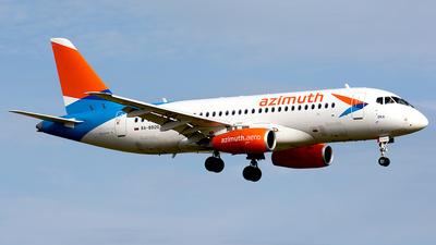 RA-89120 - Sukhoi Superjet 100-95B - Azimuth Airlines