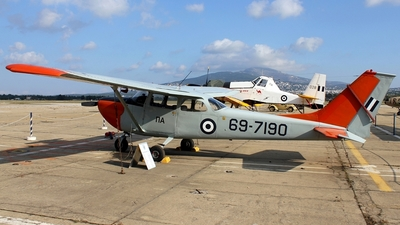 69-7190 - Cessna T-41 Mescalero - Greece - Air Force