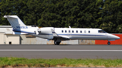 N863LB - Bombardier Learjet 45 - Private