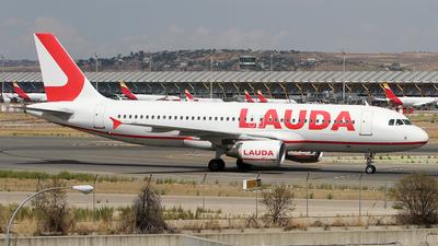 9H-LOI - Airbus A320-214 - Lauda Europe