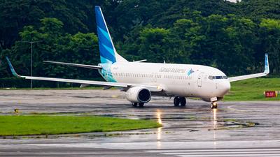 PK-GFL - Boeing 737-86N - Garuda Indonesia