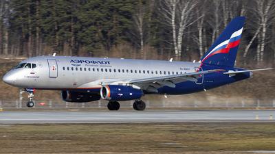 A picture of RA89017 - Sukhoi Superjet 10095B - Aeroflot - © Rakitin Nikita