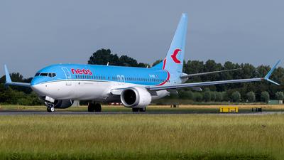 EI-RZC - Boeing 737-8 MAX - Neos