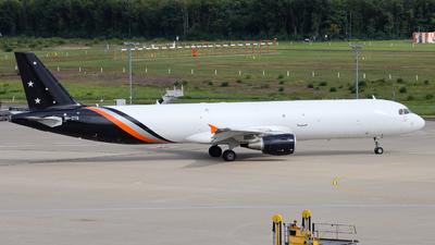 9H-ZTB - Airbus A321-211P2F - Titan Airways Malta