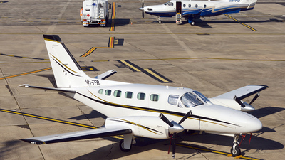 VH-TFB - Cessna 441 Conquest II - Sharp Airlines