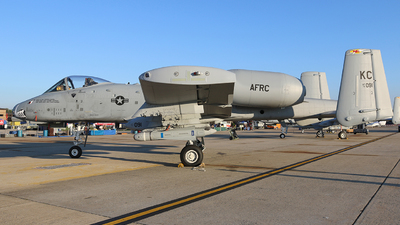 79-0091 - Fairchild A-10C Thunderbolt II - United States - US Air Force (USAF)