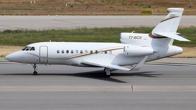 T7-BCS - Dassault Falcon 900LX - Private
