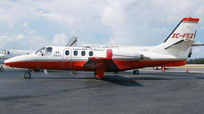 XC-FEZ - Cessna 500 Citation I - SCT / DGAC México
