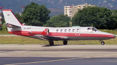 PH-MDX - Cessna 550 Citation II - Martinair Holland