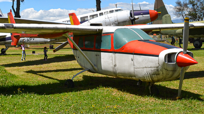 FAE162 - Cessna 337D Super Skymaster - Ecuador - Air Force