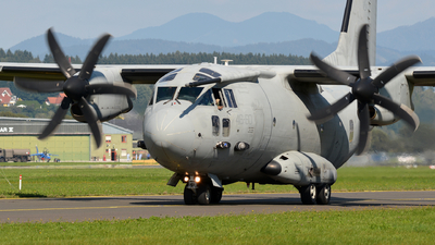 MM62215 - Alenia C-27J Spartan - Italy - Air Force
