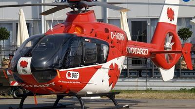 D-HDRN - Eurocopter EC 135P2+ - Deutsche Rettungsflugwacht (DRF)