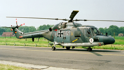 83-05 - Westland Sea Lynx Mk.88A - Germany - Navy