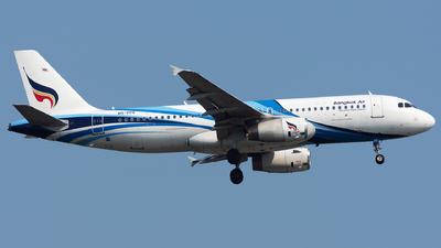 HS-PPO - Airbus A320-232 - Bangkok Airways