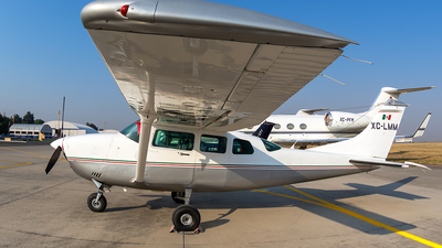 XC-LMM - Cessna U206G Stationair - Mexico - Government