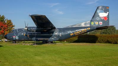 50-85 - Transall C-160D - Germany - Air Force