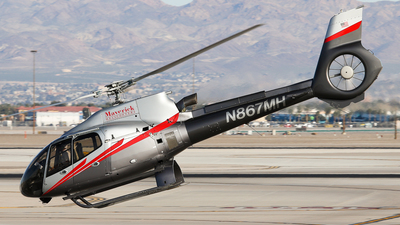 N867MH - Eurocopter EC 130B4 - Maverick Helicopters
