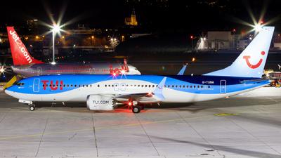 G-TUMA - Boeing 737-8 MAX - TUI